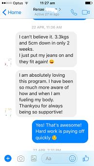 A2Z Personal Training Testimonial