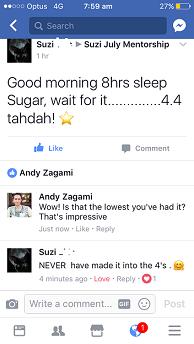 A2Z Personal Training Testimonials