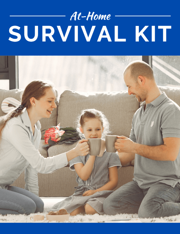 A2ZZ Personal Training: At Home Survival Guide