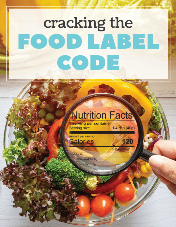 A2Z Personal Training Cracking The Food Label Code